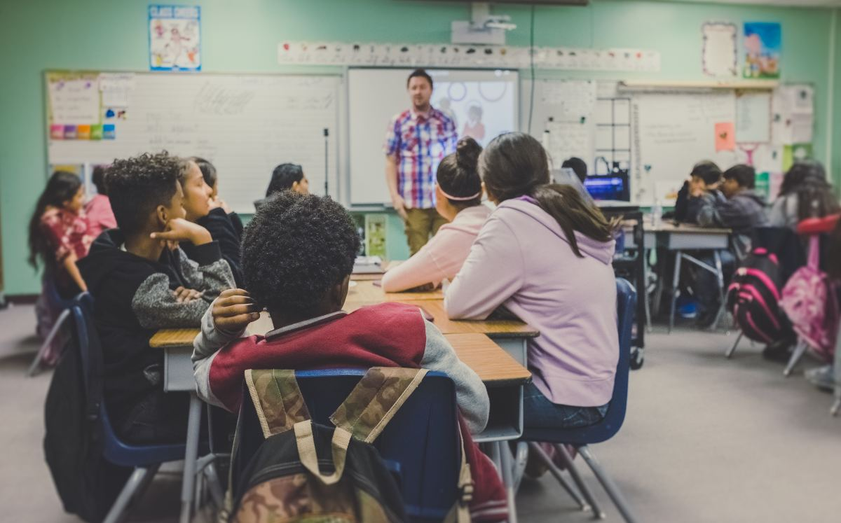 Class sizes and student body demographics are important factors when it comes to choosing between teaching at public and private schools.