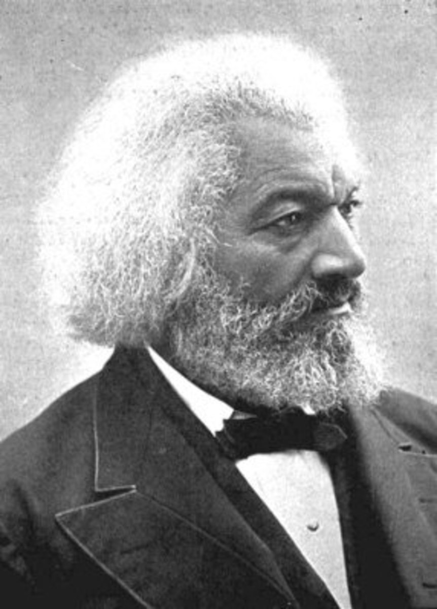 frederick douglass literary analysis Description: frederick douglass' hat is the introductory activity in series of lesson  plans  standard 3: historical analysis and interpretation standard 4:.