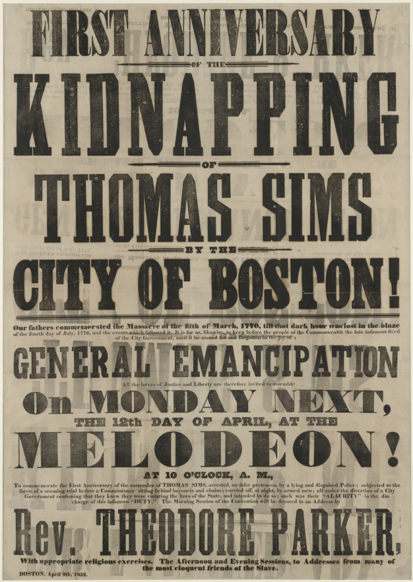 The newspaper publicized dramatic stories from broadsides and Southern newspapers