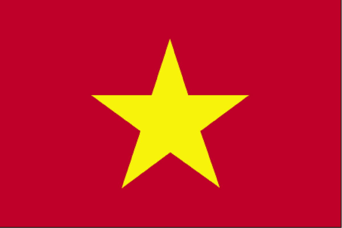 Flag of North Vietnam