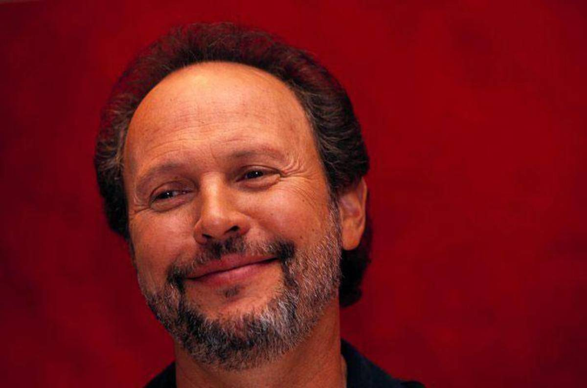 Billy Crystal in an INFJ.
