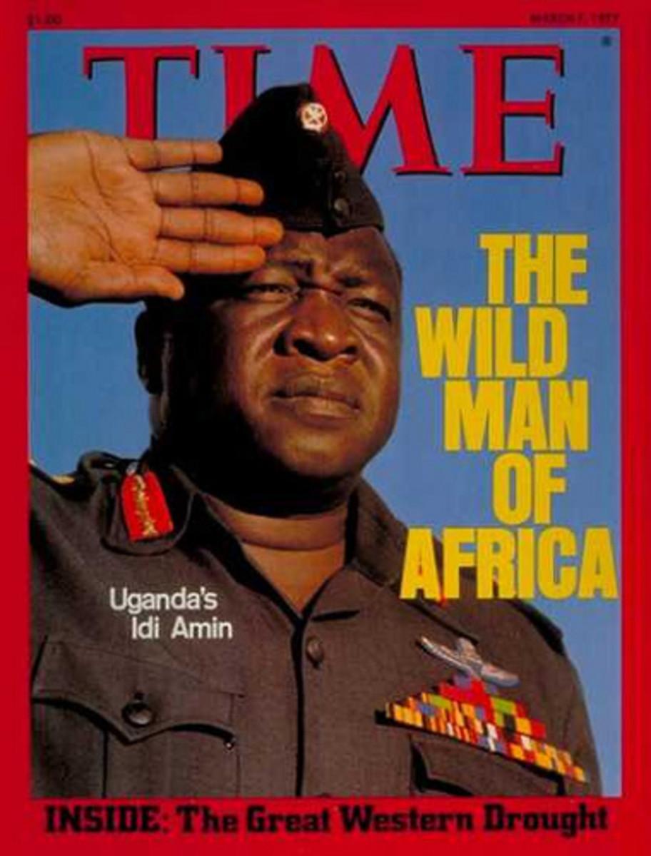former President Idi Amin Dada