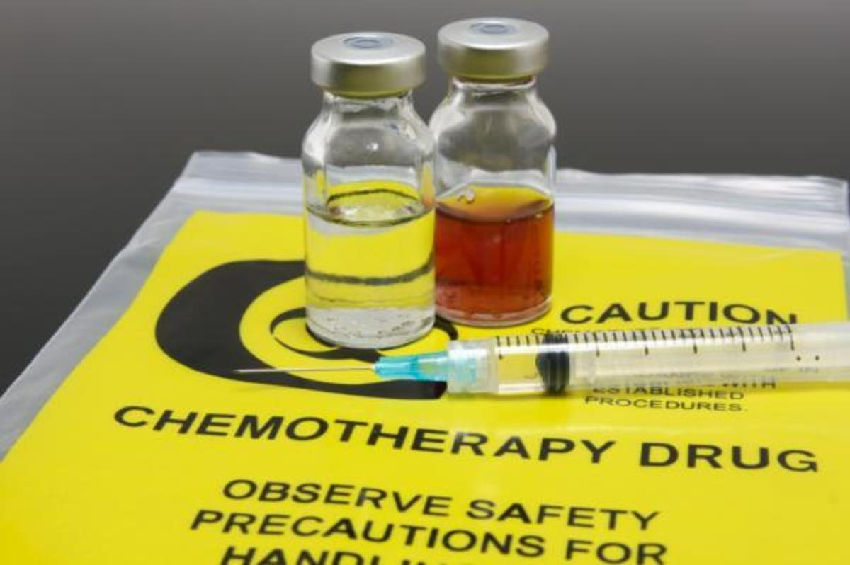 The development of chemotherapy drugs has saved countless lives that may otherwise have been lost to cancer.