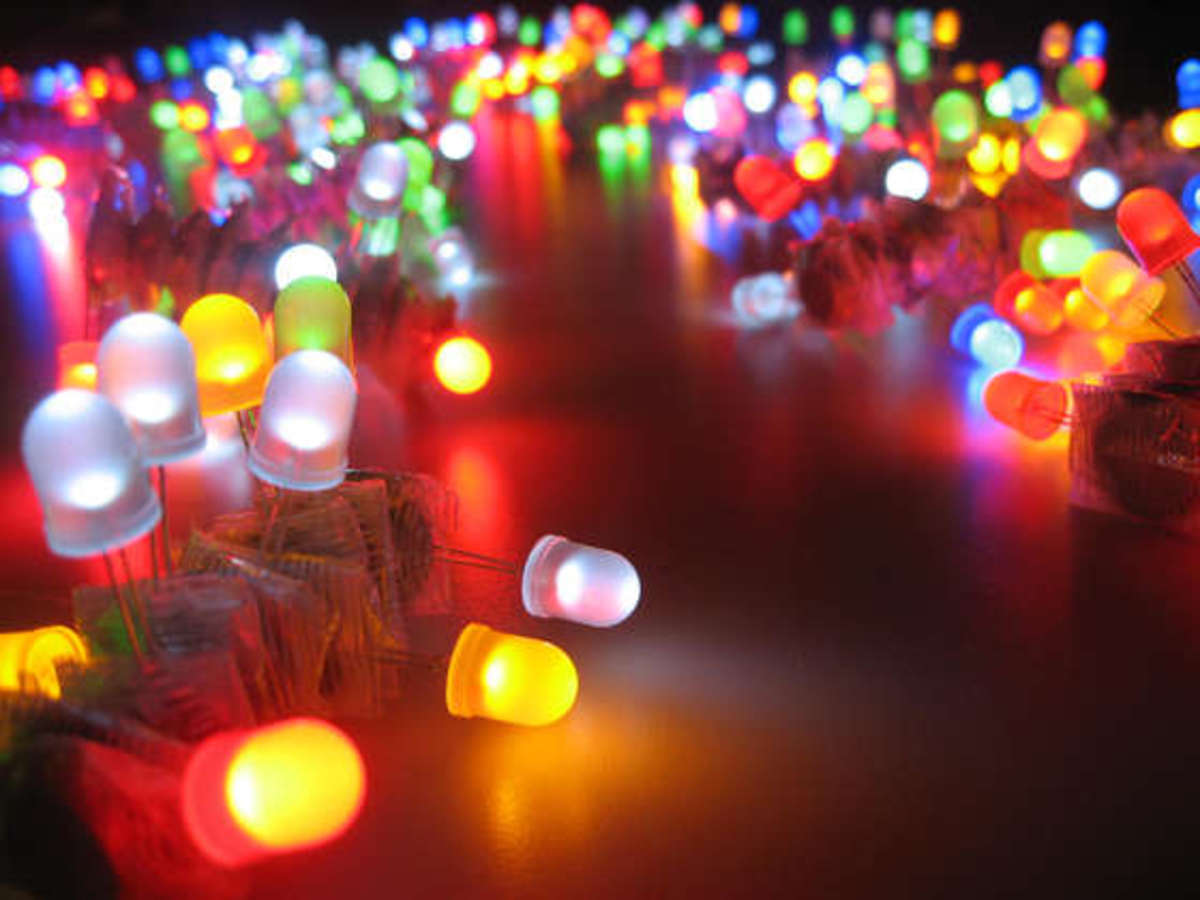 LEDs are everywhere—from street lights to bicycle lights—the possibilities are endless and growing!