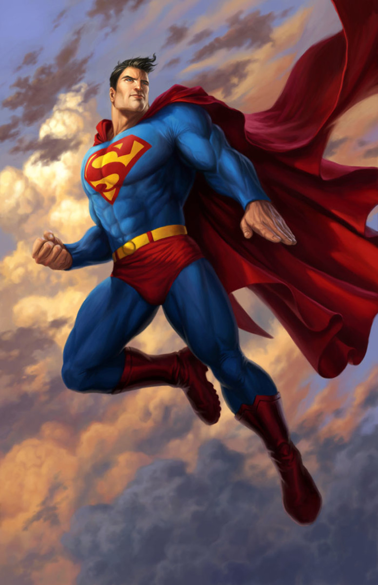 Modern Mythology: What Superheroes Can Show Us About