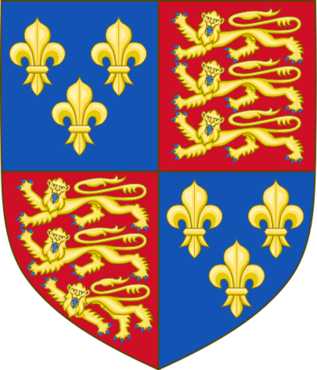 Royal Arms of the House of York 199-1603