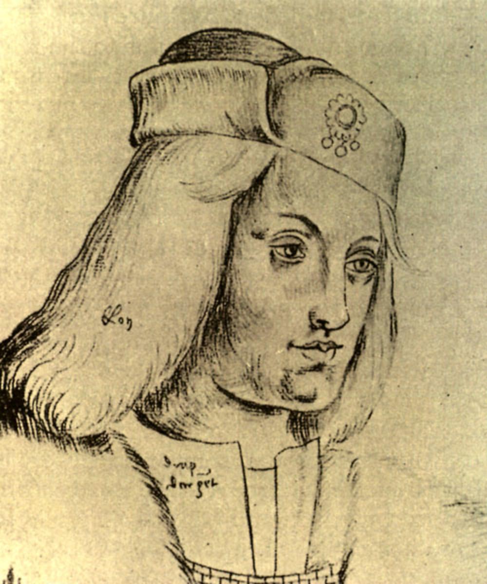 Perkin Warbeck, artist unknown