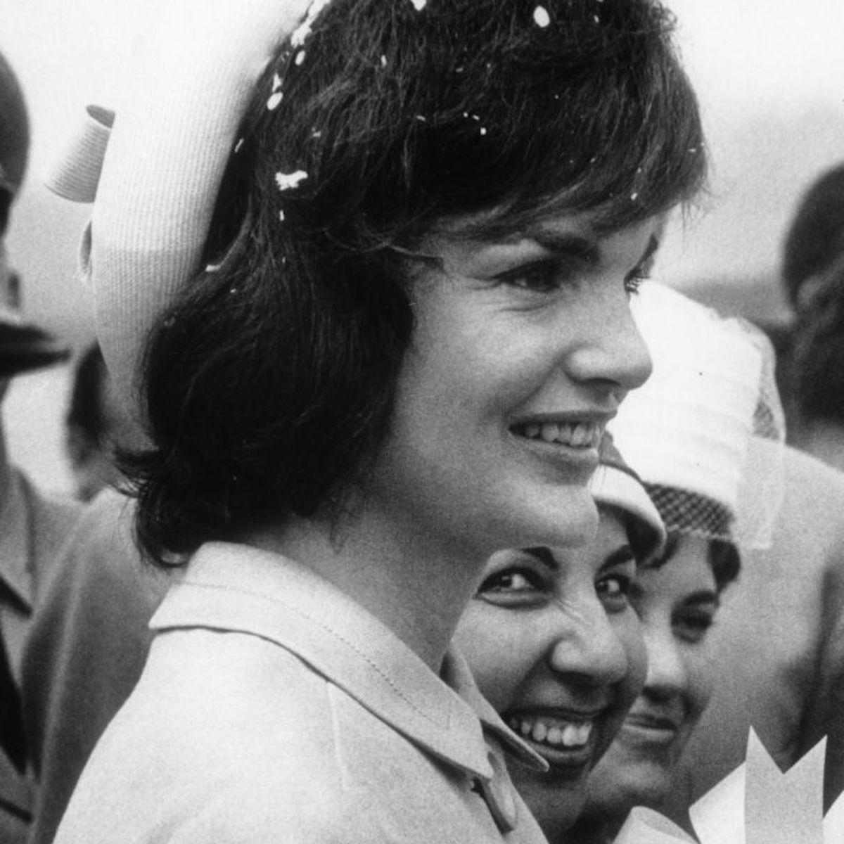 Jackie Kennedy in Venezuela