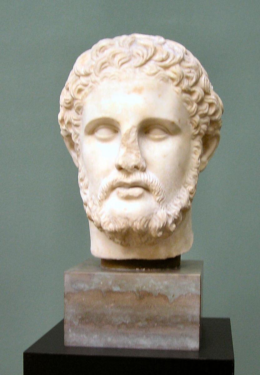 Bust of Philip II