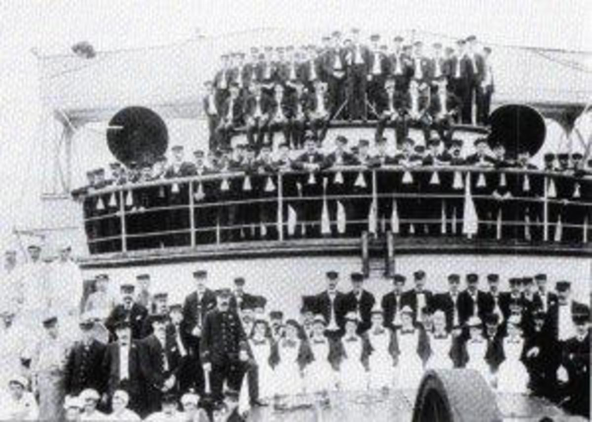Carpathia's Crew