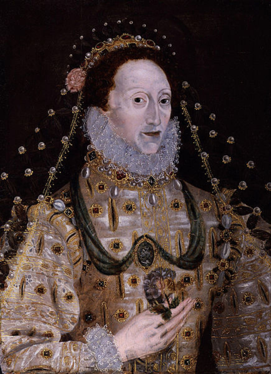 Queen Elizabeth, Shakespeare's Patron