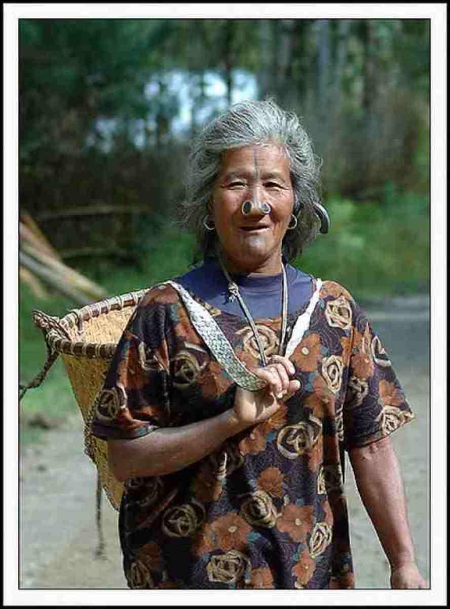 Apatani Tribal