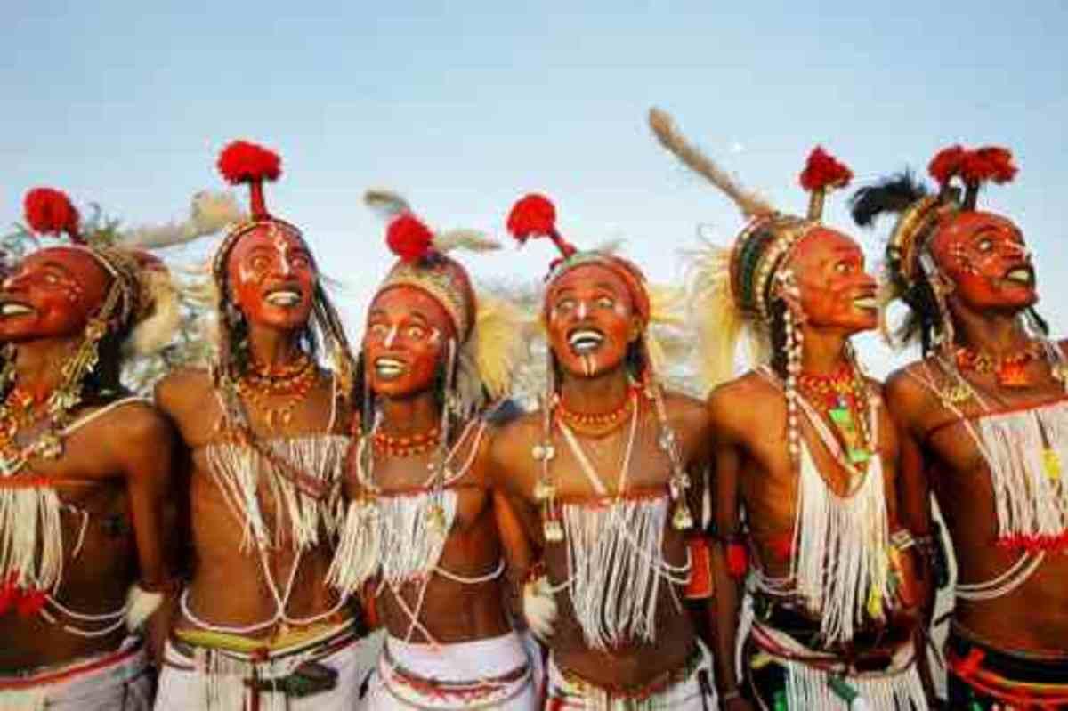 Wodaabe-Fula People