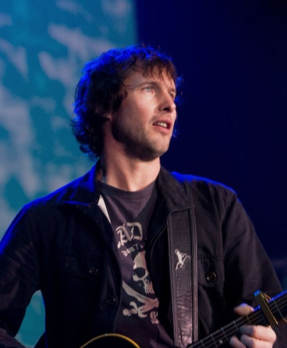 (Ex-Captain) James Blunt playing Reading Rivermead 23rd Jan 2008