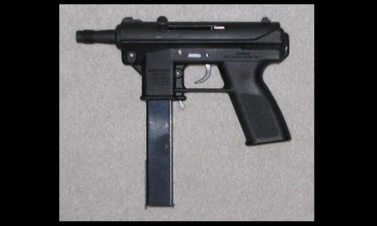 Tec-9 (illegal to own): This type of gun was used to kill Nick Markowitz
