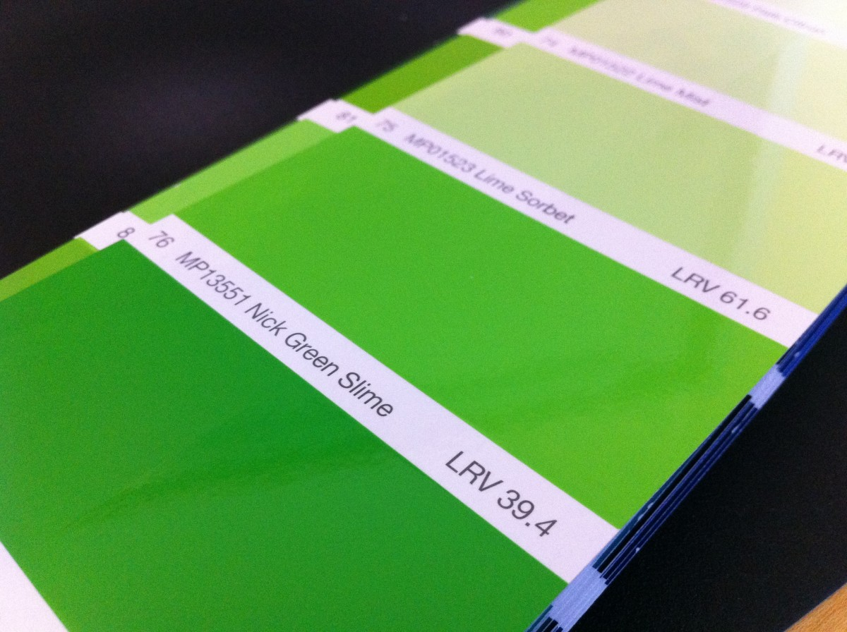 Can painting classrooms or businesses different colors increase productivity or achievement?