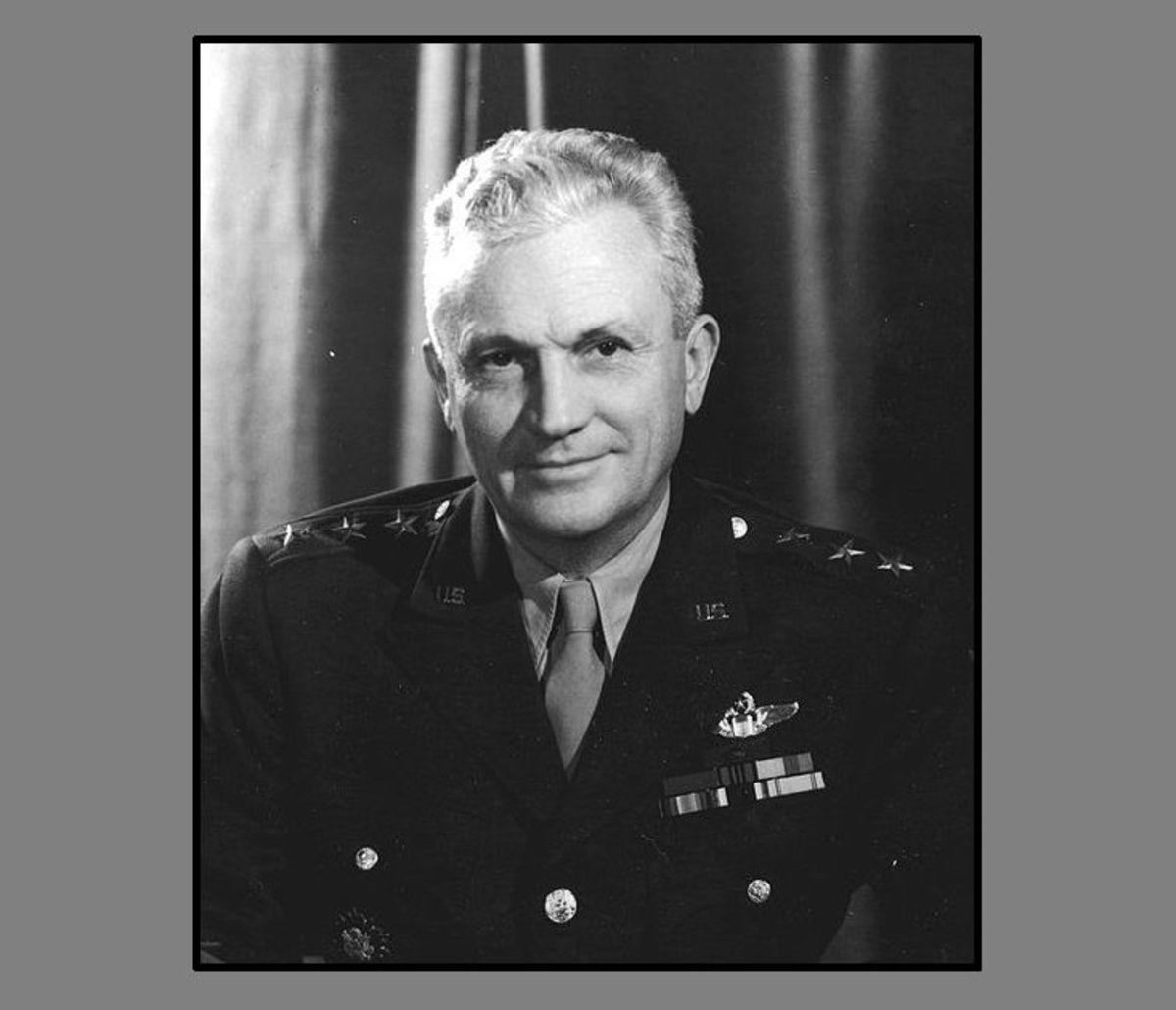 WWII: Lt. Gen. Frank Maxwell Andrews