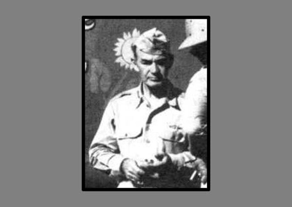 WWII: Lt. General Millard F. Harmon