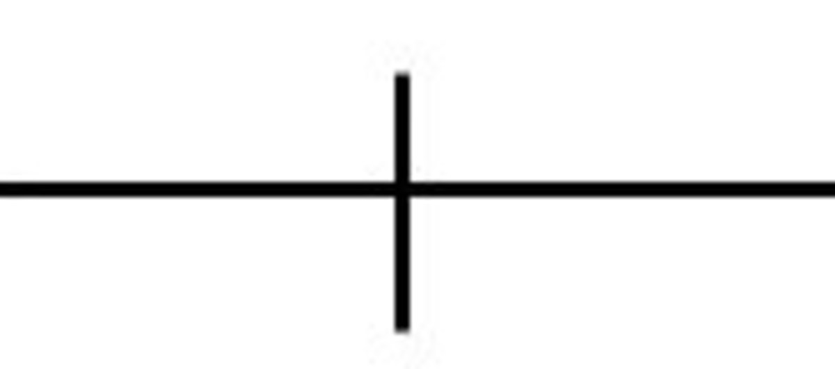 Here is what a basic blank sentence diagram looks like.