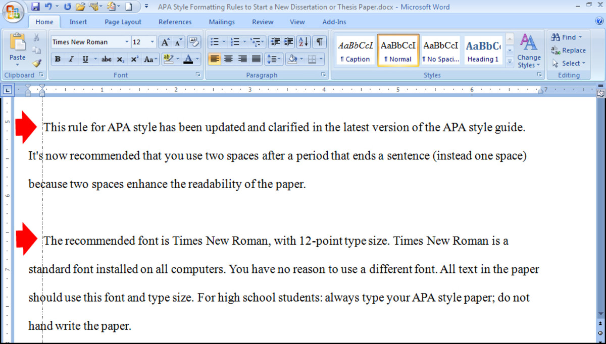 essay basics format a paper in apa style letterpile example of standard indention