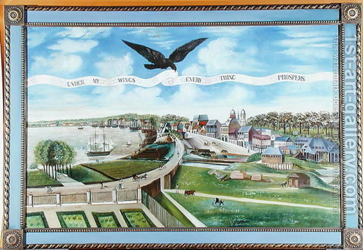 NEW ORLEANS IN 1803