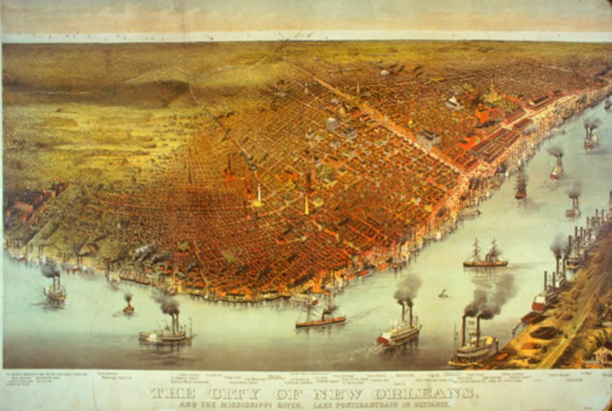 NEW ORLEANS BEFORE THE CIVIL WAR