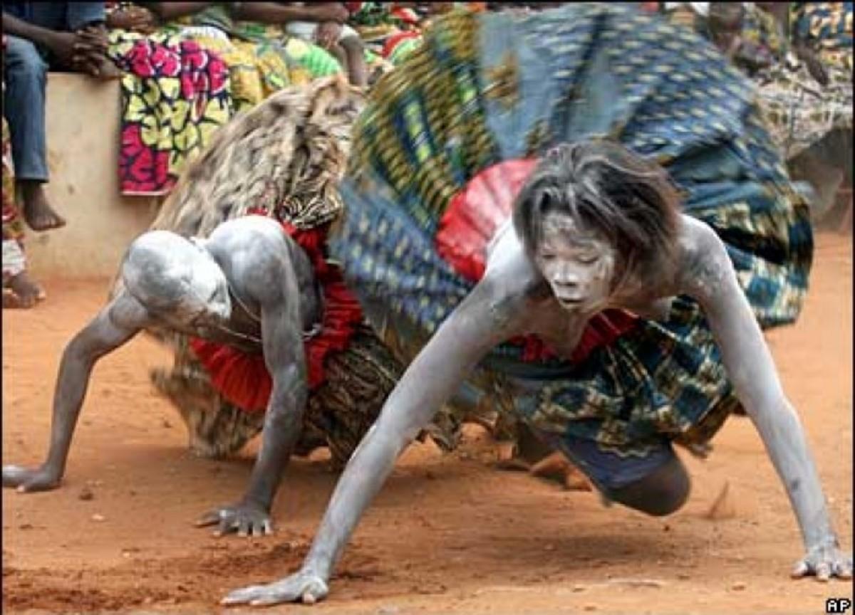 VOODOO DANCE