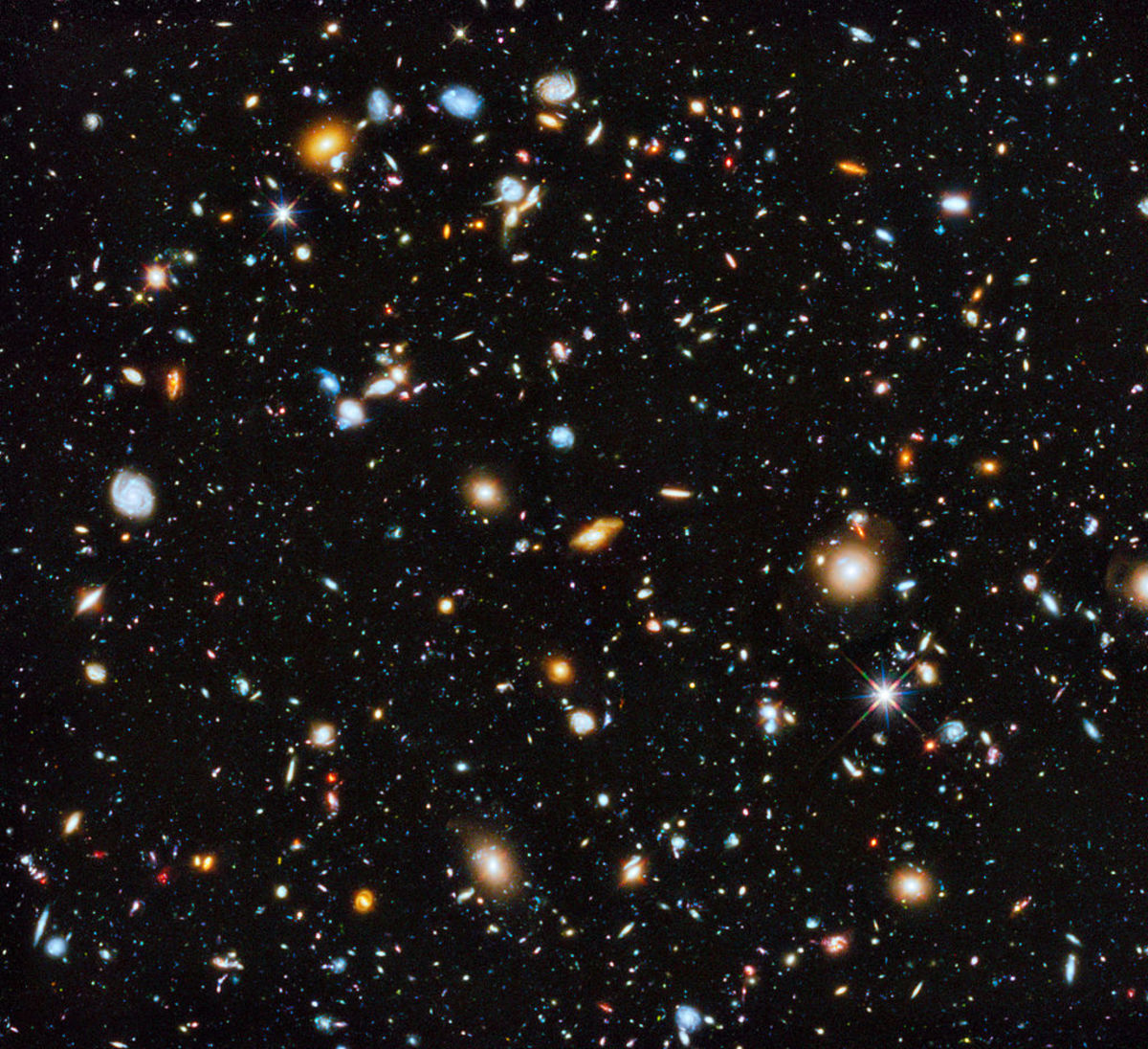 The greatest moment in science? Edwin Hubble discovered the universe is expanding.