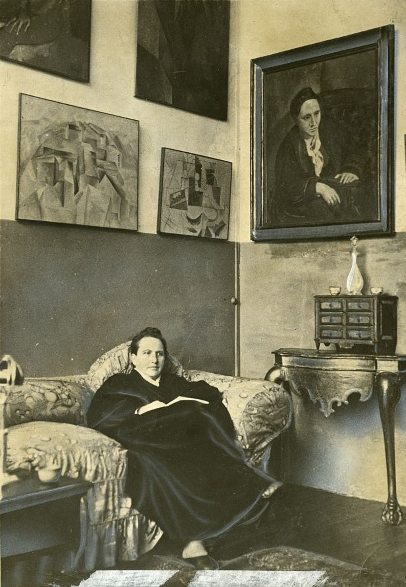 """Gertrude Stein never used """"so"""" as a conjunction or an intensive modifier in The Autobiography of Alice B. Toklas."""