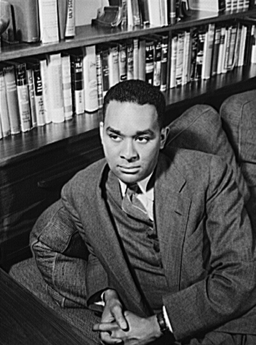 "Richard Wright, author of Native Son, wrote ""Almos' a Man""—he did not write ""Most a Man."""
