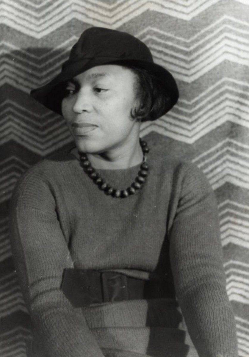 Zora Neale Hurston wrote Their Eyes were Watching God—not There (or They're) Eyes were Watching God.