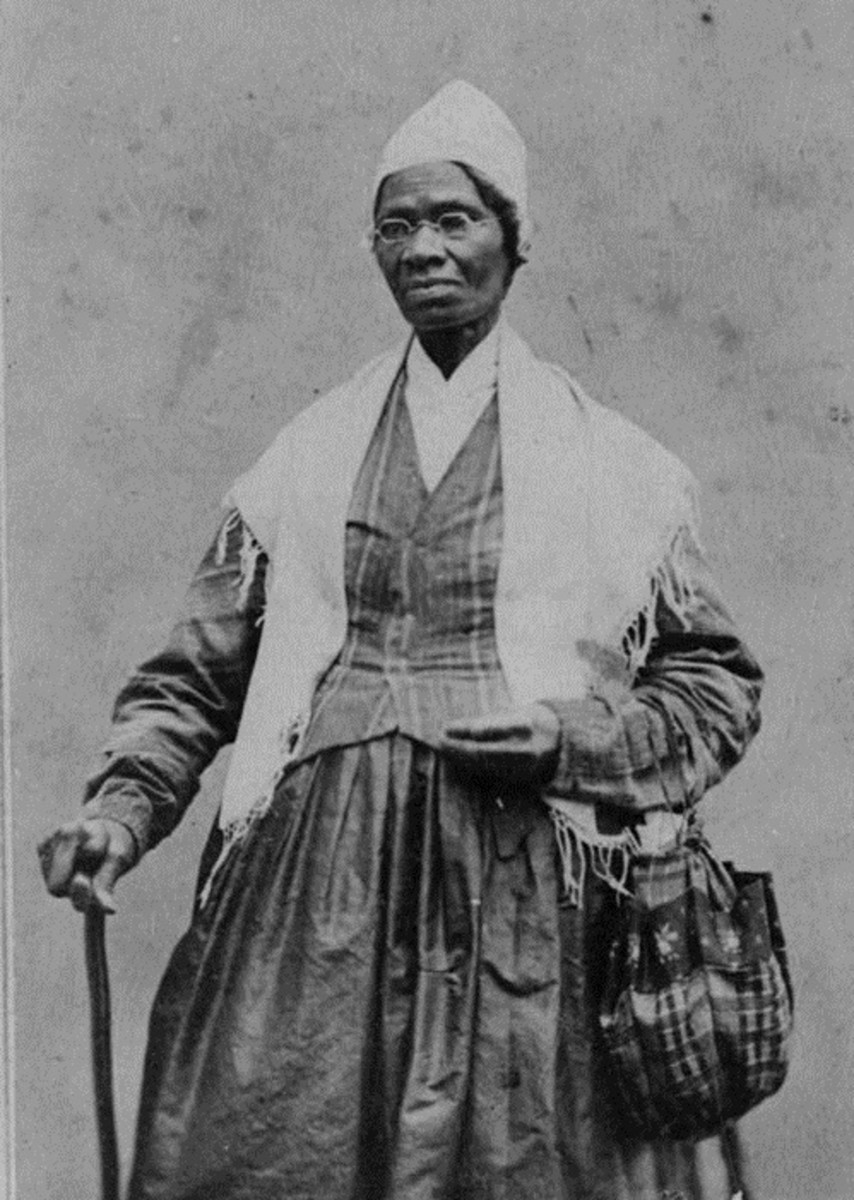"""Sojourner Truth gave a speech called """"Ain't I a Woman?"""" at the Ohio Women's Rights Convention in 1851. """"Am I not a Woman?"""" just would not have had as much power."""