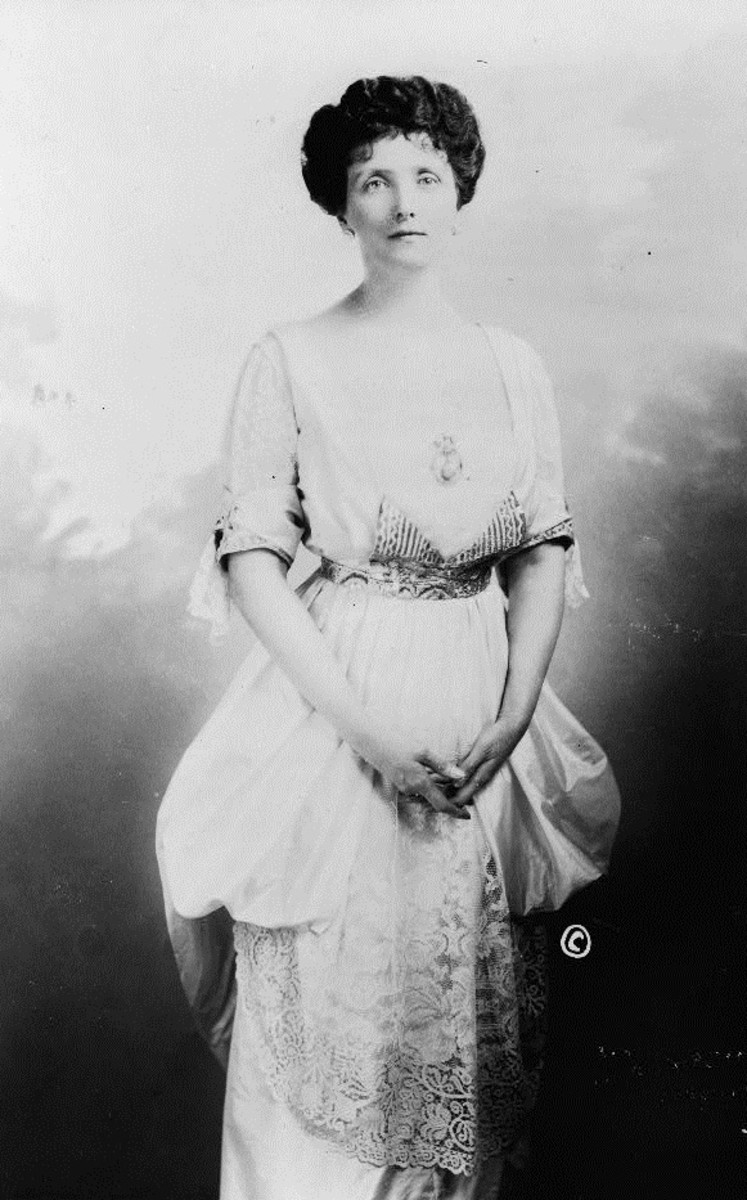 Emily Post championed proper manners in Etiquette, a book written in a most formal style.