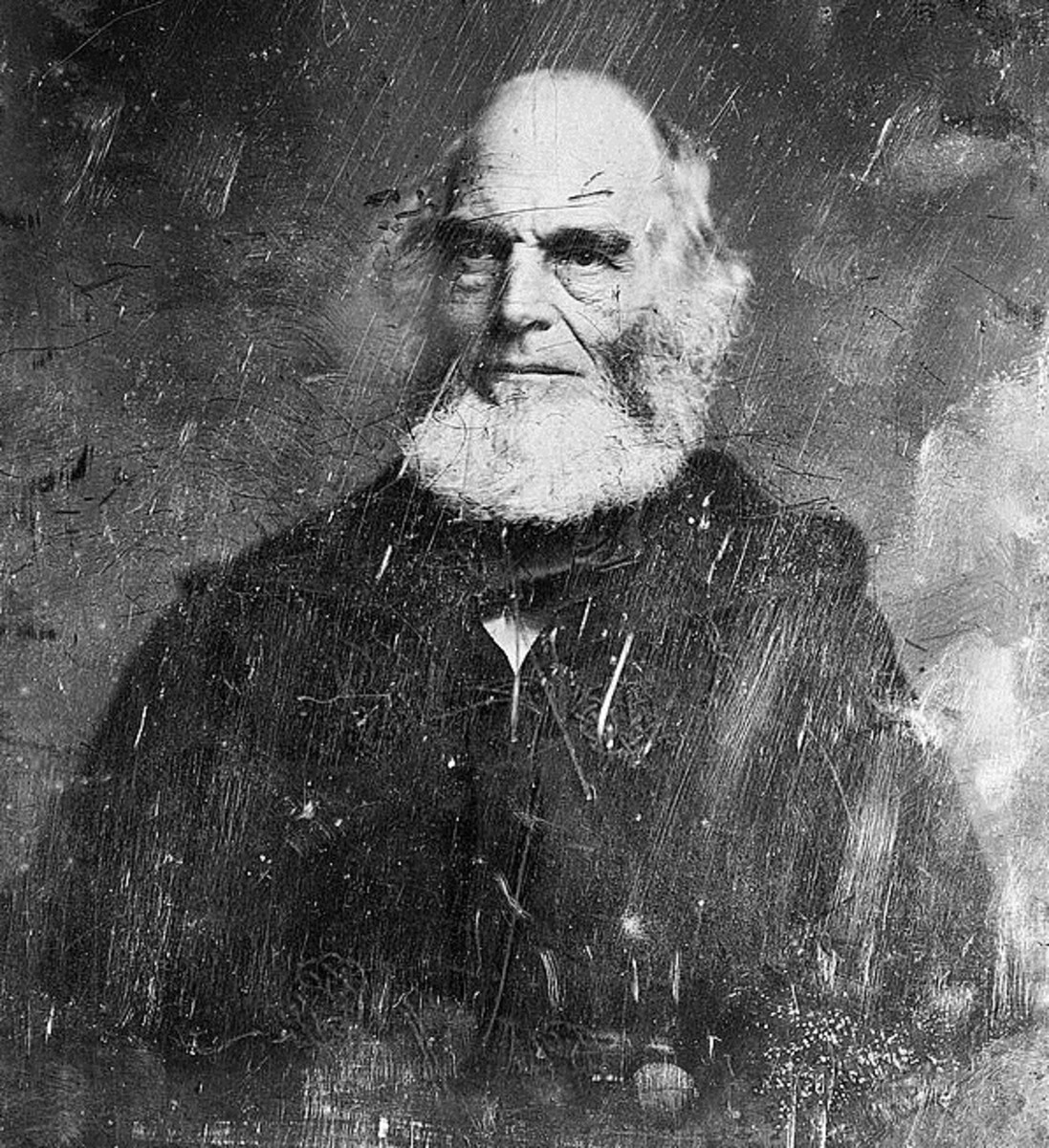 """William Cullen Bryant wrote """"Thanatopsis,"""" an ingenious poem, when he was only 17."""