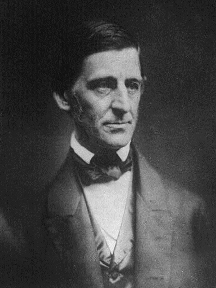 Ralph Waldo Emerson, one of the principal American essayists in the 19th century, wrote about fundamental life truths and principles.