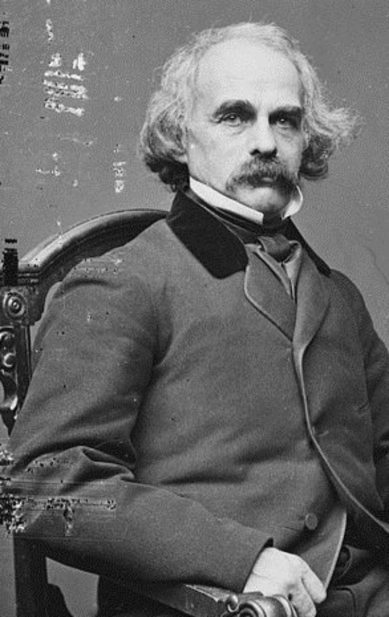 Many of Nathaniel Hawthorne's short stories contained implied morals.