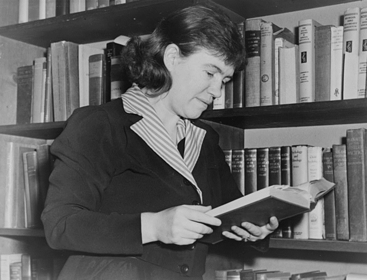 Dr. Margaret Mead was a cultural anthropologist and author who studied people, not humans.
