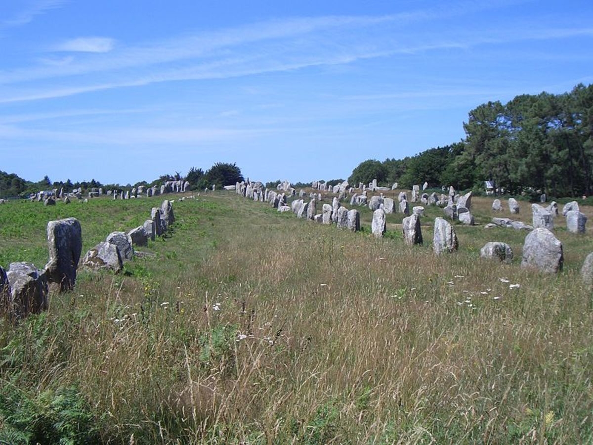 The Carnac Stones are located in Carnac, France.
