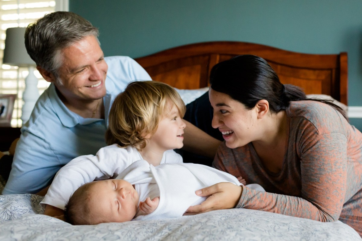 What makes a happy family?