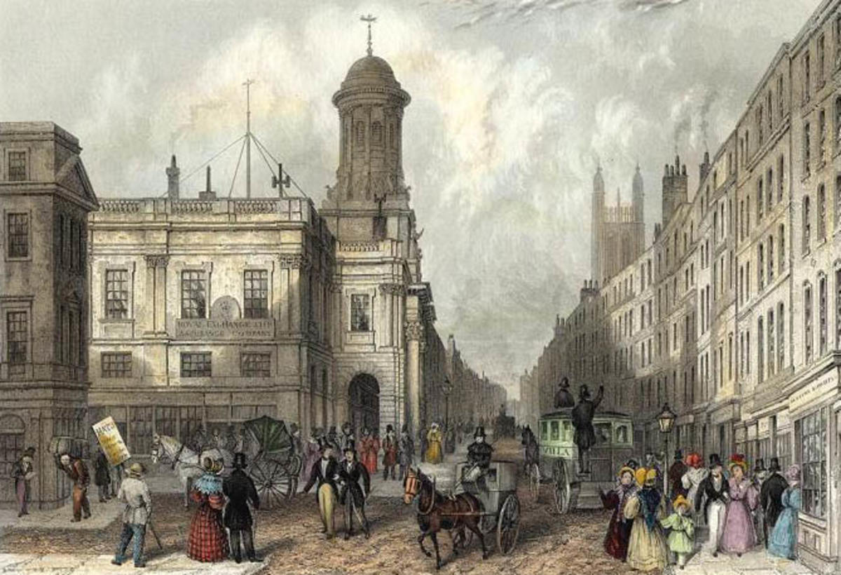 the-origins-of-the-london-stock-exchange
