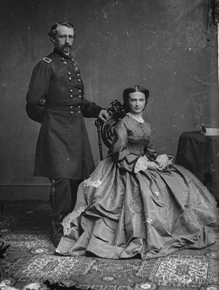 Mr. and Mrs. Custer