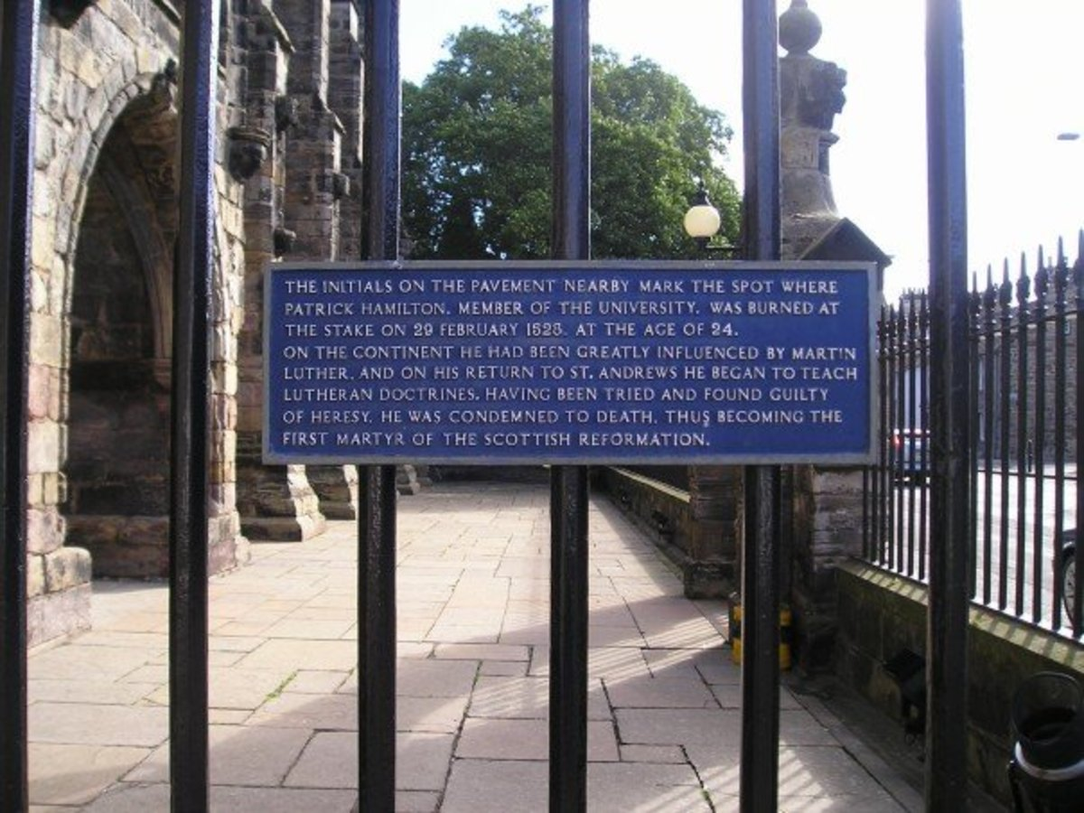 st-andrews-university-traditions-why-might-patrick-hamilton-make-you-fail-your-degree