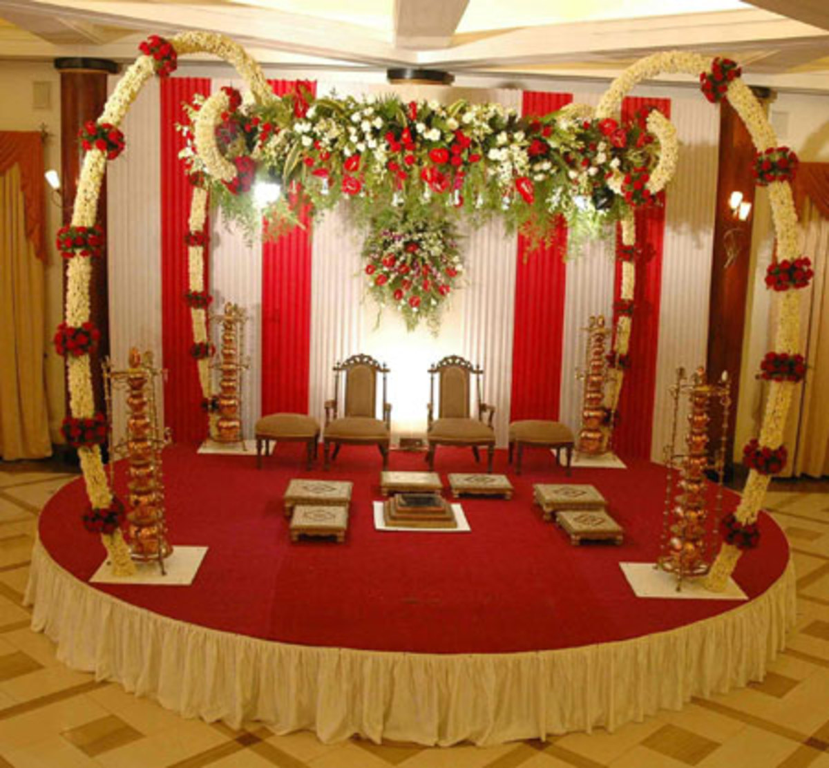indian wedding decorators indian wedding ceremonies owlcation 5097