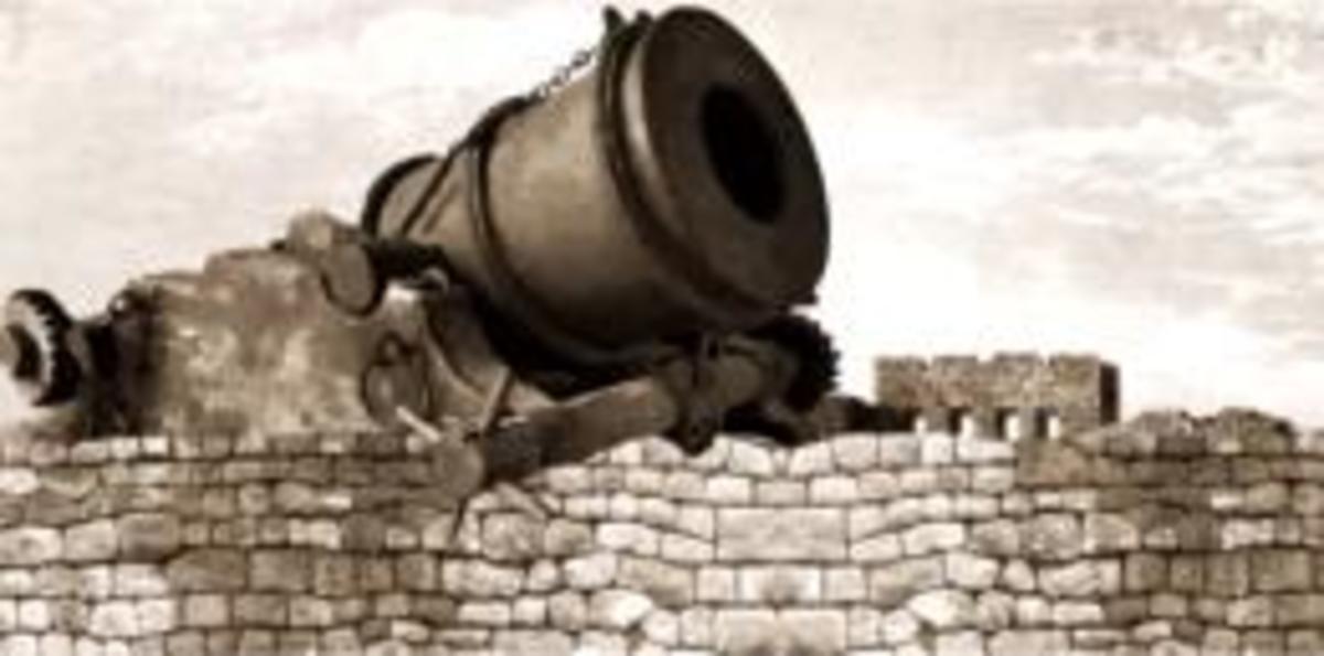The Colchester Cannon