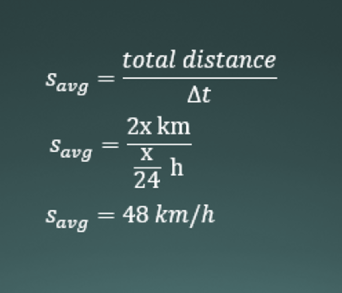Physics Homework Questions: Examples of Average Velocity