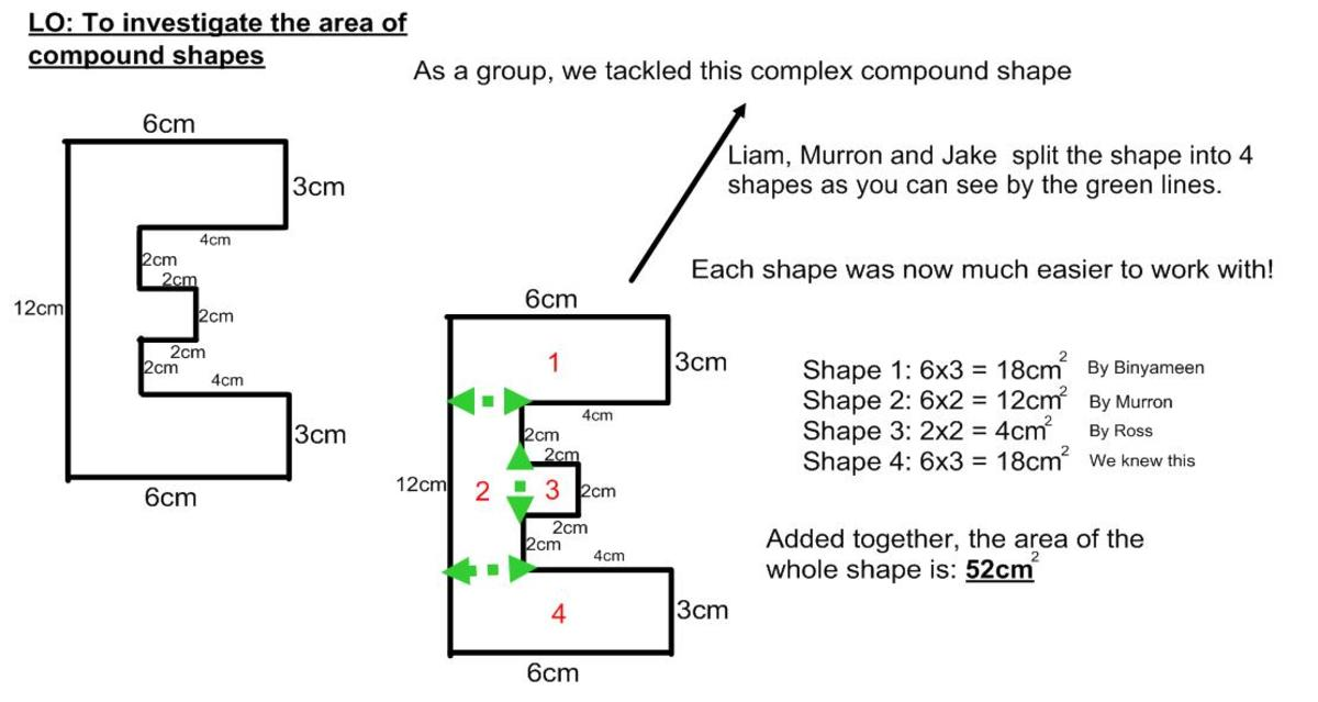 how-to-work-out-the-area-and-perimeter-of-a-compound-shape