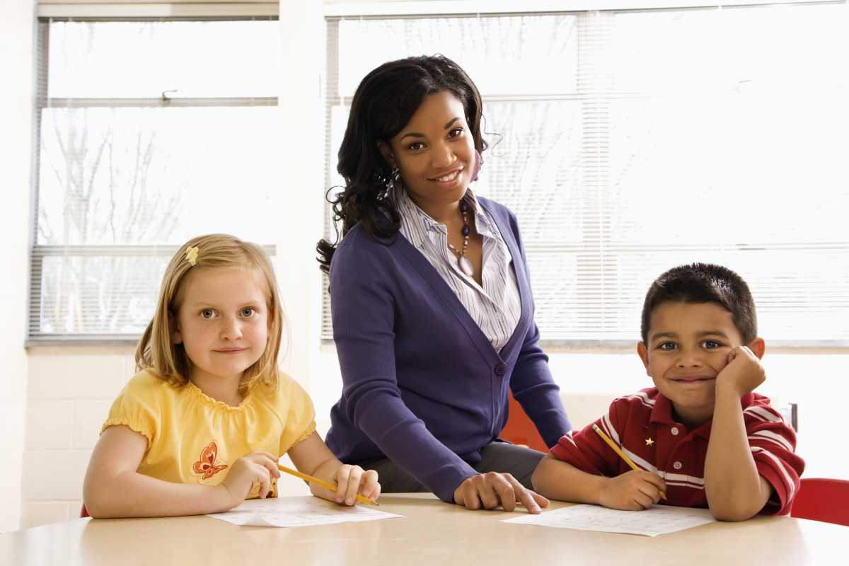 Always encourage students to ask questions. This will insure that they have an understanding of the lesson or concept.