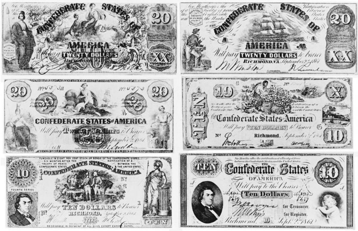 Confederate Notes