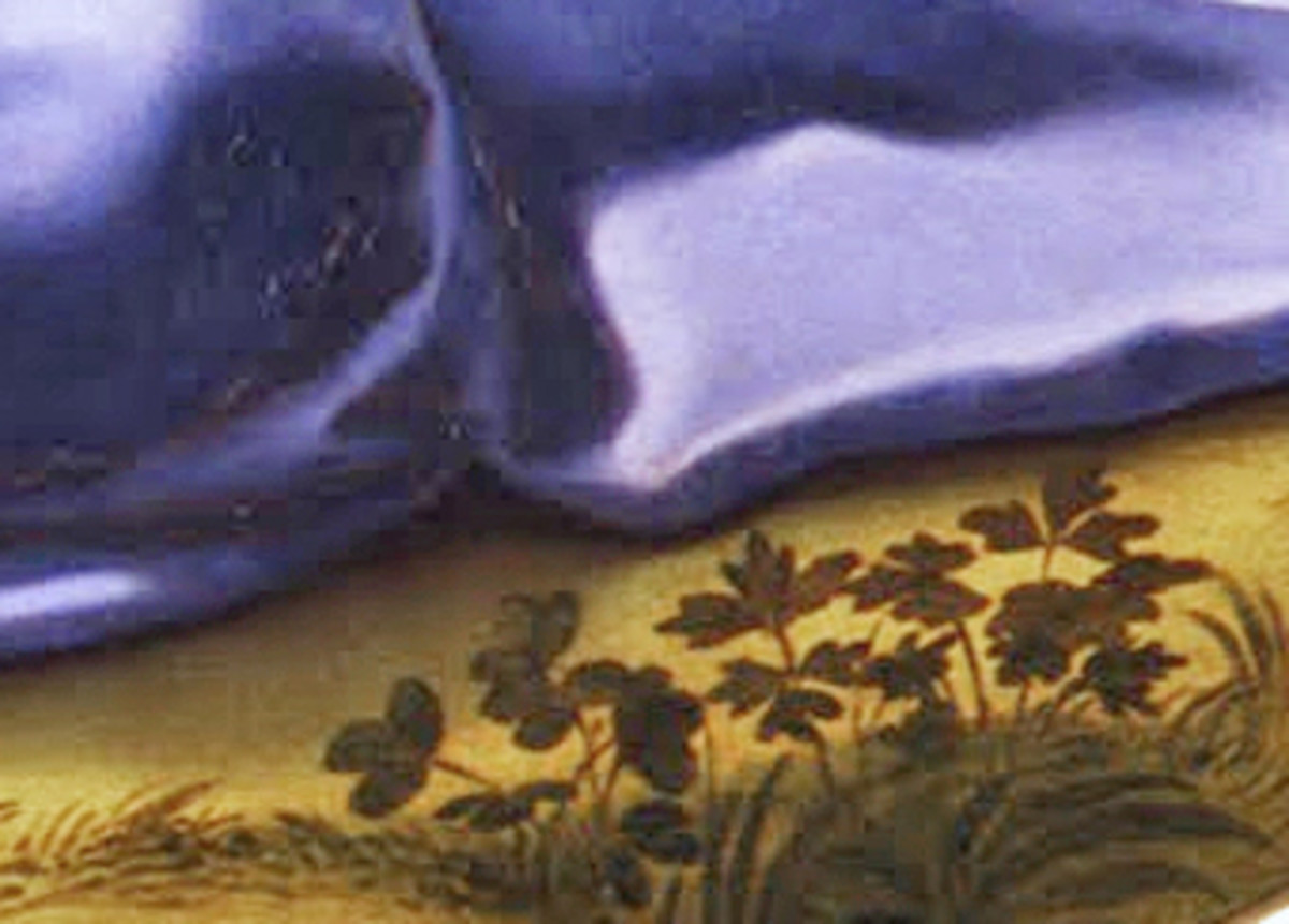 Detail of the clover