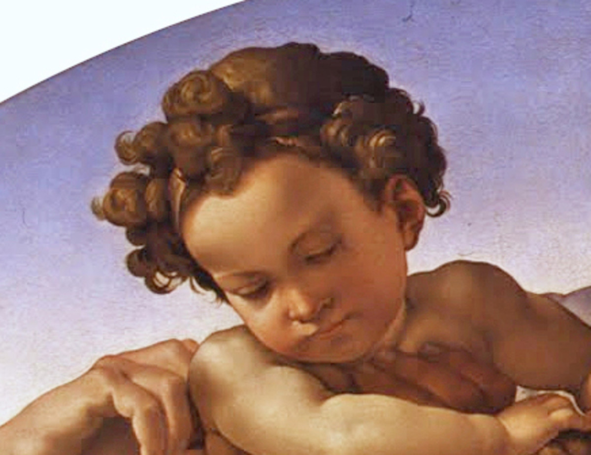 Detail of the Child